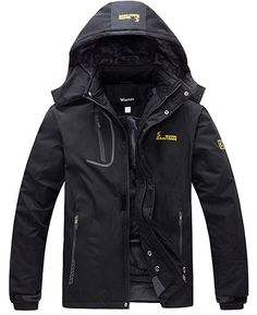 10 Top 10 Best Skiing Jackets for Men In 2017 Reviews images