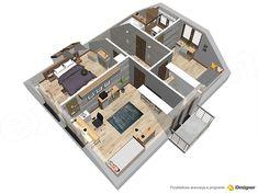 Zdjęcie projektu Armanda Mała WOK1055 Malaga, House, Home, Homes, Houses