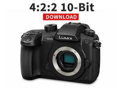 Panasonic Lumix GH5 Firmware Ver 1.1 Will Be Released on April 24, 2017: Enabling Full-HD 4:2:2 10-Bit Video Recording Capability http://www.photoxels.com/panasonic-gh5-firmware-v1point1/