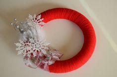 ring of snowflake love by mistyselak on Etsy, $20.00