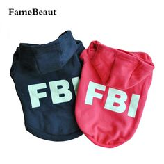 Pet Clothes Spring And Autumn Warm Fleece  Pet Clothing Personality Puppy Cotton And Wool Whith Hat Clothes Black Letter