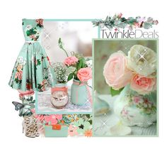 """""""TwinkleDeals.com"""" by asia-12 ❤ liked on Polyvore featuring vintage and twinkledeals"""