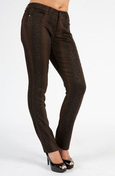 Sadie Straight Printed - Brownie Python Liverpool Jeans, Sadie, Python, Stitch Fix, Black Jeans, Printed, Fitness, Pants, Inspiration