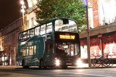 Bright lights | The bright lights of Dublin City Centre, as … | Flickr Dublin Airport, Dublin City, Bright Lights, Old Photos, Centre, Transportation, Ireland, Buses, Trains