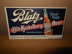 1930s blatz beer bottles - Google Search