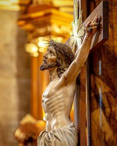 """Have great confidence in God's goodness and mercy and He will never abandon you; but don't neglect to embrace His holy cross because of this. Saint John, St John Cantius, Jesus Our Savior, Jesus Art, God Jesus, Spiritual Prayers, Spiritual Symbols, Religious Icons, Religious Art"