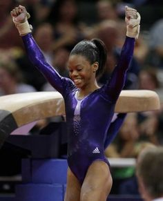 Gabby Douglas --2012 US Olympic Gymnastics Team! gold medal