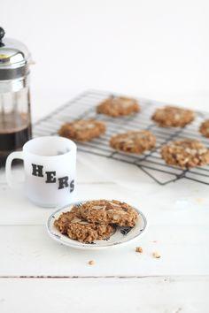 Gluten-Free Cherry Almond Breakfast Cookies