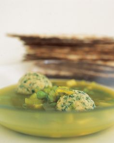Chicken Soup With Gondi (Iranian Chicken And Chickpea Dumplings ...