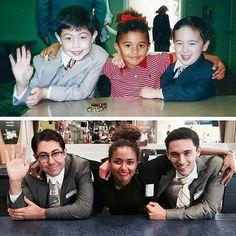 Hermanos amigos y fieles a Jehová desde su niñez hasta ahora que son adultos. (Still Worshiping Jehovah...) jw.org