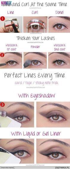 Fantastic eye makeup hacks #eyemakeup #beautytips #howto