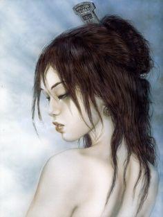 """Альбом Луиса Ройо """"Мертвая Луна"""" (Dead Moon)"""