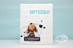 Happy Birthday to yoooouuuu (Gerda Steiner Designs)