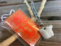 Year of the Dragon charm with genuine Shinto 守り ($18).