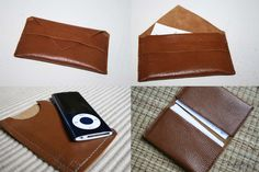 Leather Handmade Gift Ideas I feel this is a good idea