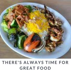 There is always time for good food :) #bluefournogrill #sandiego #restaurant #Mediterranean #cuisine #food