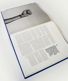 Editorial Design Inspiration: Kim Clijsters Book   Abduzeedo Design Inspiration