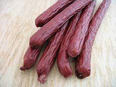 Teriyaki Beef Sticks Recipe
