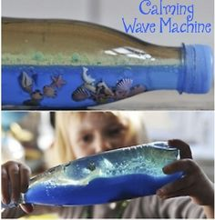 Creative Social Worker — Calming Wave Machine (Sensory Bottle) -...