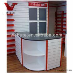 Slatwall Reception Counters $60.50~$100.30