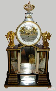 Oferta sprzedaży, , Zegar fasadowy. Cesarstwo austriackie , pierwsza ćwierć XIX w