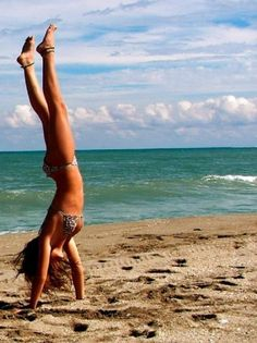 I want a picture like this! Summer 2012! if only i lived by a beach..