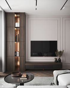 Apartment Interior, Apartment Design, Home Living Room, Interior Design Living Room, Living Room Designs, Living Room Decor, Modern Tv Room, Elegant Living Room, Home Room Design