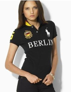 Polo - Polo attire has become a high fashion. hua mao · Ralph Lauren Femme 5de4903ba59