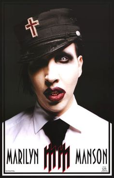 MM Marilyn Manson | Flickr: Intercambio de fotos