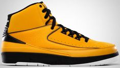 Hot Air Jordan 2 (II) Retro QF Del Sol Black White