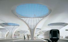 Main Station Stuttgart, Stoccarda, 2005 - Ingenhoven Architects, Christoph Ingenhoven