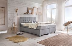 schlaraffia boxspringbett anthrazit m bel mit schlafzimmer pinterest. Black Bedroom Furniture Sets. Home Design Ideas
