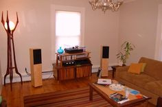 Audio Room - Wide View | Stereophile.com