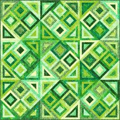 Third Time Around designed by A Quilter's Dream. Features Artisan Batiks: Color Source by Lunn Studios, shipping to stores May 2018. Fat quarter friendly. Pattern available for purchase (aquiltersdream.com) #artisanbatiks