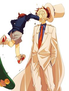 Detective Conan (and Magic Kaito)