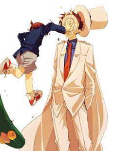 Detective Conan (and Magic Kaito)