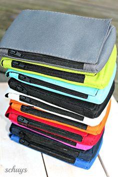 Smartphone-Tasche mit Namen von schuys auf DaWanda.com