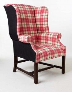 My chair design for EF+LM