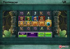 Teotihuacan Slot Videogame