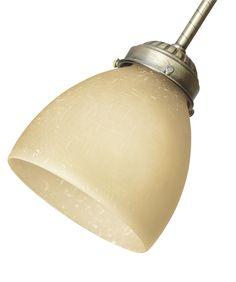 Glass Classics Brass Bell Lamp Shade