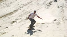 Purerush Industries Brings Sandboarding To Benoni South Africa, To Go, Bring It On, Outdoor, Outdoors, Outdoor Living, Garden