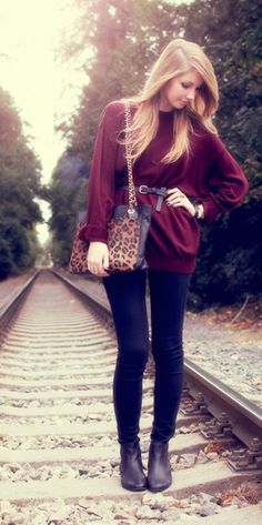 I have an unhealthy love for sweaters. If it was appropriate to weart them year around, I would.