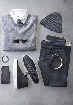 Try STITCH FIX MAN the best clothing subscription box ever! December 2016 winter outfit Inspiration photos for stitch fix. Only $20! Sign up now! Just click the pic...You can use these pins in your style board to help your stylist better understand your personal sense of style. #StitchFix #Sponsored
