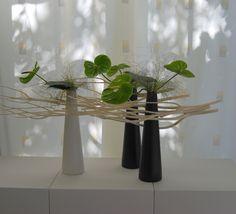 Groups Work Ikebana Tentoonstelling
