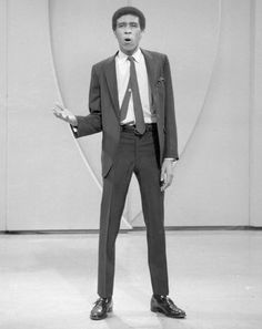 Richard Pryor  1940-2005 Stand-up comedian, actor, writer Left: February 27, 1966, on The Ed Sullivan Show
