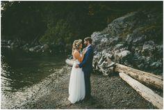 Alan   Jessica // Camp Fircom, Gambier Island Wedding