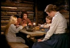 Jantando juntos na mesa