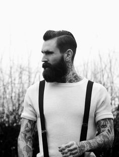 over it: men dressed like lumberjacks who you know have never picked up an axe, let alone chopped down a tree. GryuLich