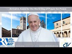 EN DIRECTO: El Papa llega a Asís para la Jornada Mundial de Oración por la Paz…