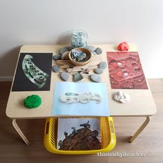 I laminated old calendars or art and craft to invite children to create play dough art works. Natural resources are included from the beach to adorn their work. Fun Activities, Activity Ideas, Crafts For Kids, Arts And Crafts, Teaching Resources, Teaching Ideas, Homemade Toys, Kindergarten Teachers, Preschool Learning